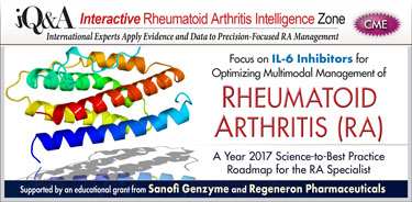 Focus on IL-6 Inhibitors for Rheumatoid Arthritis (RA)